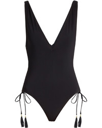 Zimmermann Divinity Laced Side Swimsuit