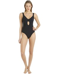 Emiliano Rinaldi Lycra Net One Piece Swimsuit