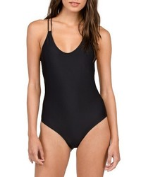 Volcom Simply Solid One Piece Swimsuit
