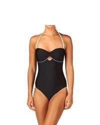 Ted Baker Nadine Swimsuit Blackecru