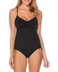 Laundry by Shelli Segal Underwire Tankini Top
