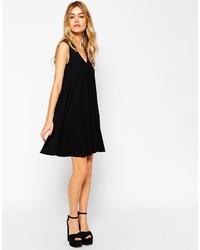 d5b6e7da755c Asos Collection Sleeveless Swing Dress With V Neck, $33 | Asos ...
