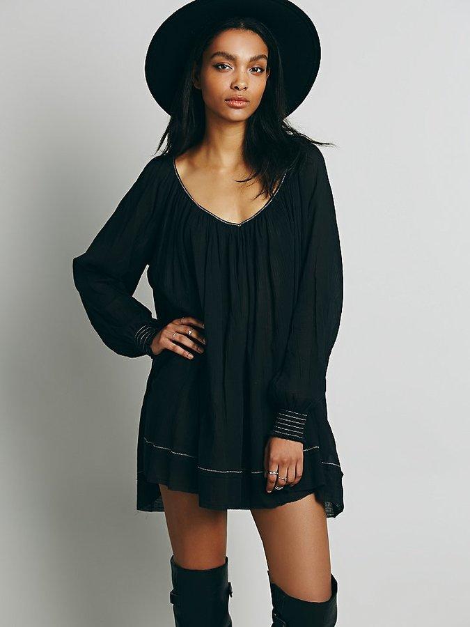 af046a0450a82 Black swing dresses free people endless summer pop stitch swing tunic jpg  675x900 Black people swing