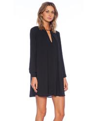 f550945dbef ... Krisa Long Sleeve Swing Dress