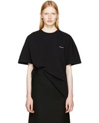 Balenciaga Black Cocoon T Shirt