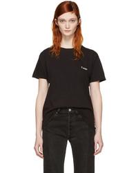 Vetements Black Hanes Edition Entry Level T Shirt