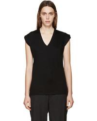 Isabel Marant Black Shane Chic T Shirt