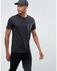 Monotono Domani Non idoneo  Jack and Jones Jack Jones Core T Shirt With Pocket Detail, $19 | Asos |  Lookastic