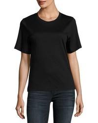 Isabel Marant Loop Short Sleeve T Shirt Black