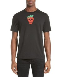 Paul Smith Strawberry Skull T Shirt