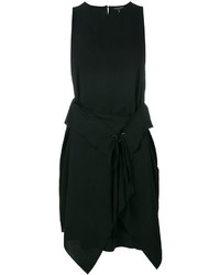 Rag & Bone Asymmetric Draped Tank Dress