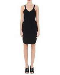 Alexander Wang Compact Knit Tank Dress Black