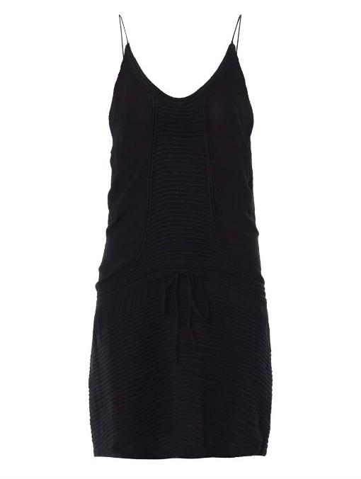 Iro Crepe Cami Dress Where To Buy How To Wear