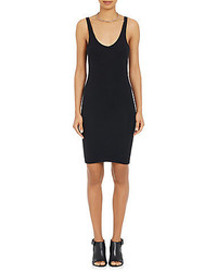 ATM Anthony Thomas Melillo Jersey Tank Dress