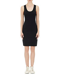 Helmut Lang Neoprene Tank Dress