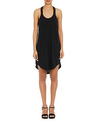 ATM Anthony Thomas Melillo Slub Jersey Trapeze Tank Dress