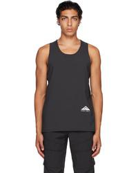 Nike Black Dri Fit Rise 365 Tank Top