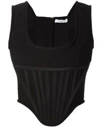 Givenchy Corset Style Tank Top