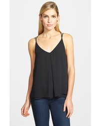 Sam Edelman Double Strap V Neck Tank