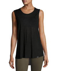 Koral Activewear Press Slim High Low Tank
