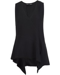 Proenza Schouler Draped Tank Top