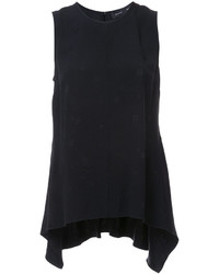 Proenza Schouler Scoop Hem Tank Top