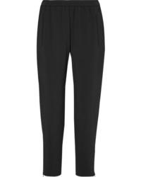 Stella McCartney Cady Straight Leg Pants