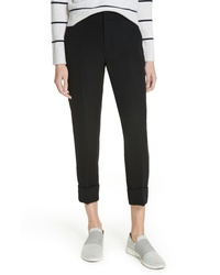 Vince Coin Pocket Oversize Cuff Trousers
