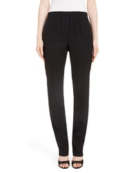 Givenchy Contrast Stripe Elastic Waist Pants