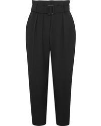 Brunello Cucinelli Cropped Crepe Pants