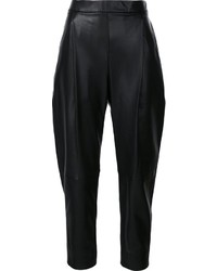 Cropped tapered trousers medium 788484