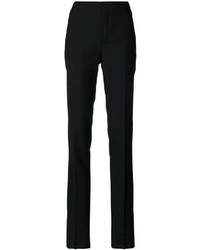 Saint Laurent High Waisted Tapered Trousers