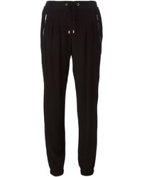 MICHAEL Michael Kors Michl Michl Kors Tapered Drawstring Trousers