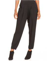 Eileen Fisher Pleated Tapered Leg Pants