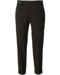 Rick Owens Tapered Cropped Trousers