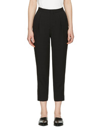 See by Chloe See By Chlo Black Tapered Trousers