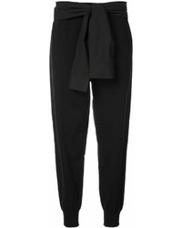 Alexander Wang T By Shirt Tie Tapered Trousers