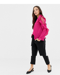 Vila Tailored Trouser With