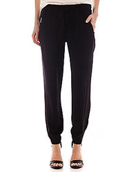 MNG by Mango Tapered Soft Pants