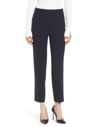 BOSS Tiluna Ponte Ankle Pants