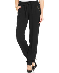 Style&co. Zip Pocket Tapered Pants