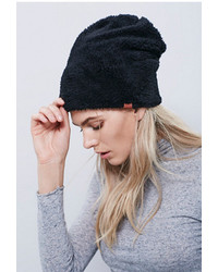Free People Bickley Mitchell Polar Bear Cozy Beanie