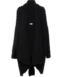 Lainey Keogh Womens Lainey Keogh Textured Oversized Cardi Coat