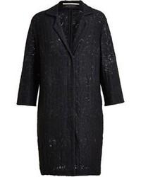 Roland Mouret Embroidered Overcoat