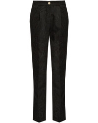 Frs For Restless Sleepers Corno Floral Jacquard Wide Leg Trousers