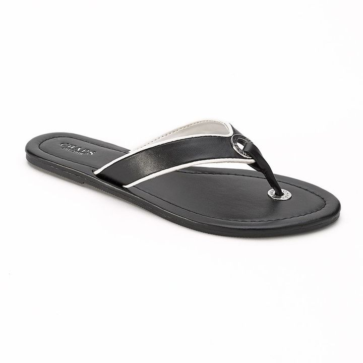 Chaps O Ring Flip Flops | Where to buy & how to wear