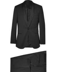 Hugo Boss Black T Heward Slim Fit Super 160s Wool Three Piece Tuxedo