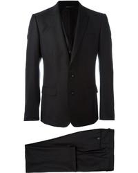 Dolce gabbana three piece dinner suit medium 835649