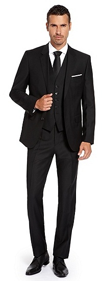 hugo boss black suits - photo #30