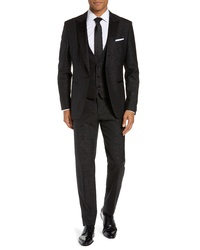 BOSS Rendalwilden Slim Fit Three Piece Tuxedo